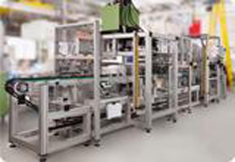 Fabricación de máquinas