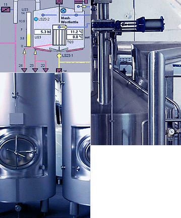 Bira üretim tesisleri