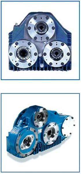Zapfwellengetriebe / Rögelberg Getriebe GmbH & Co. KG