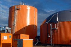 Unidades de bio gás