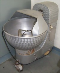 Máquinas de açougue e salsicharia