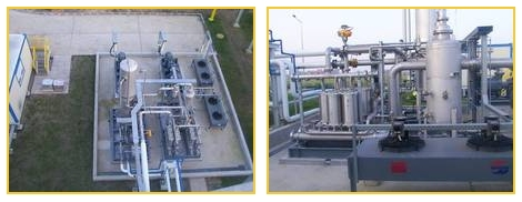Gas Recovery Units