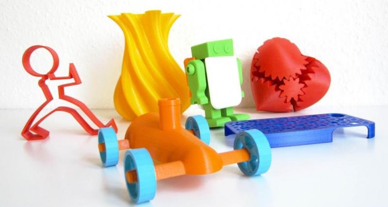 3D baskı