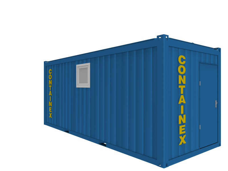 Sanitärcontainer 20
