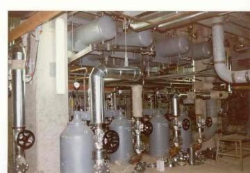 Equipos de recuperación del condensado