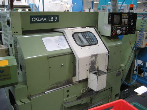 Computerised Numeric Control (cnc) Turning Lathes