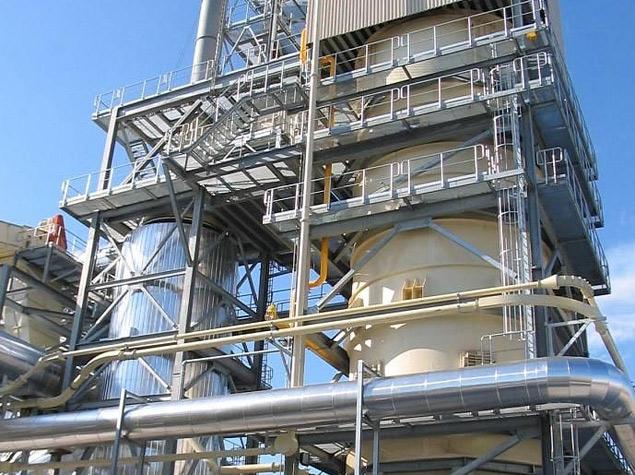 Endüstriyel çelik yapımı