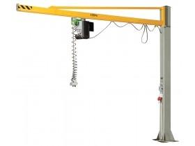 Slewing cranes / transprotec GmbH