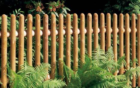 Bahçe çitleri