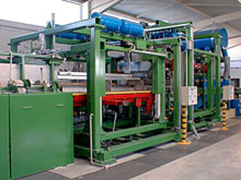تولید ماشین آلات خاص