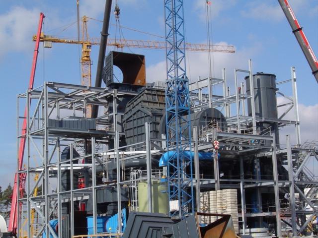 Power Plant Technology