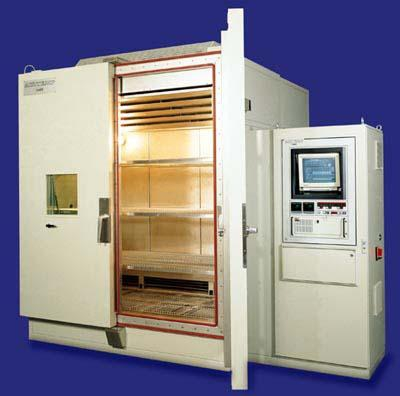 Cámaras de comprobación de temperatura