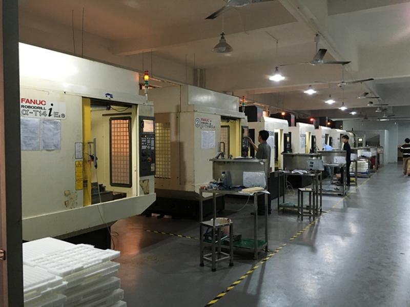 Lavorazioni a CNC
