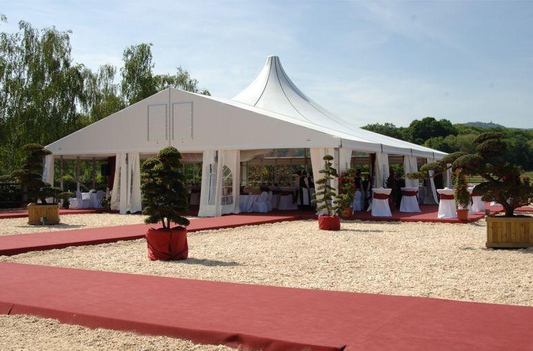 Палатки праздничные