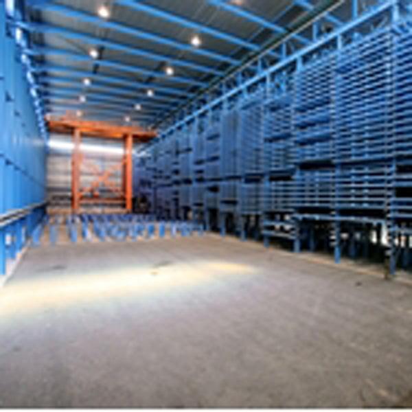 Sheet Metal Warehousing Installations