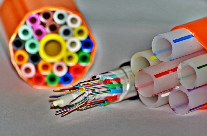 Cables de fibra de vidrio