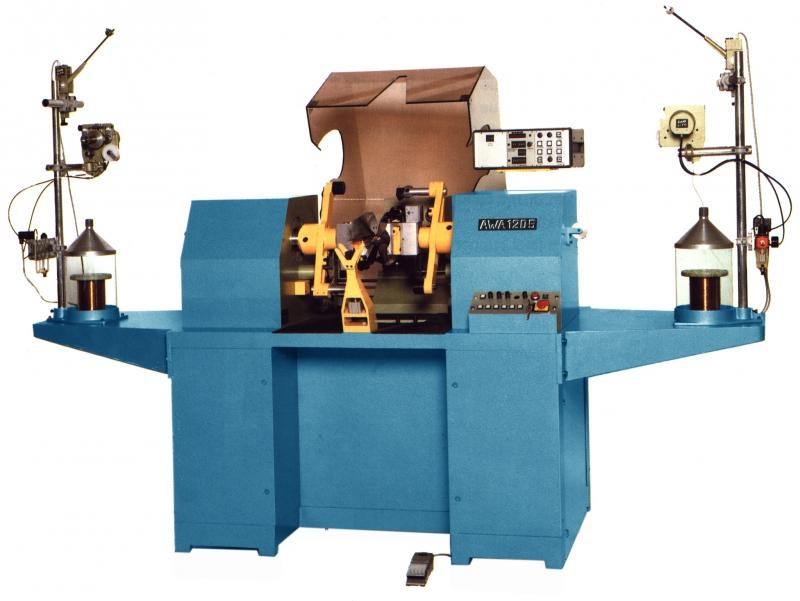 Máquinas de revestimento de rotor