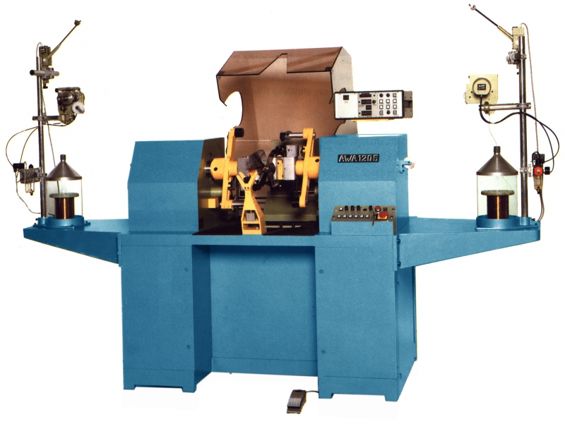 Rotor sarma makineleri