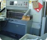 Máquinas de cortar papel