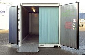 Air-Conditioned Containers