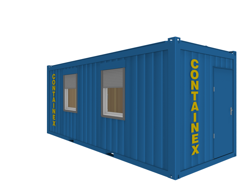Bürocontainer 20