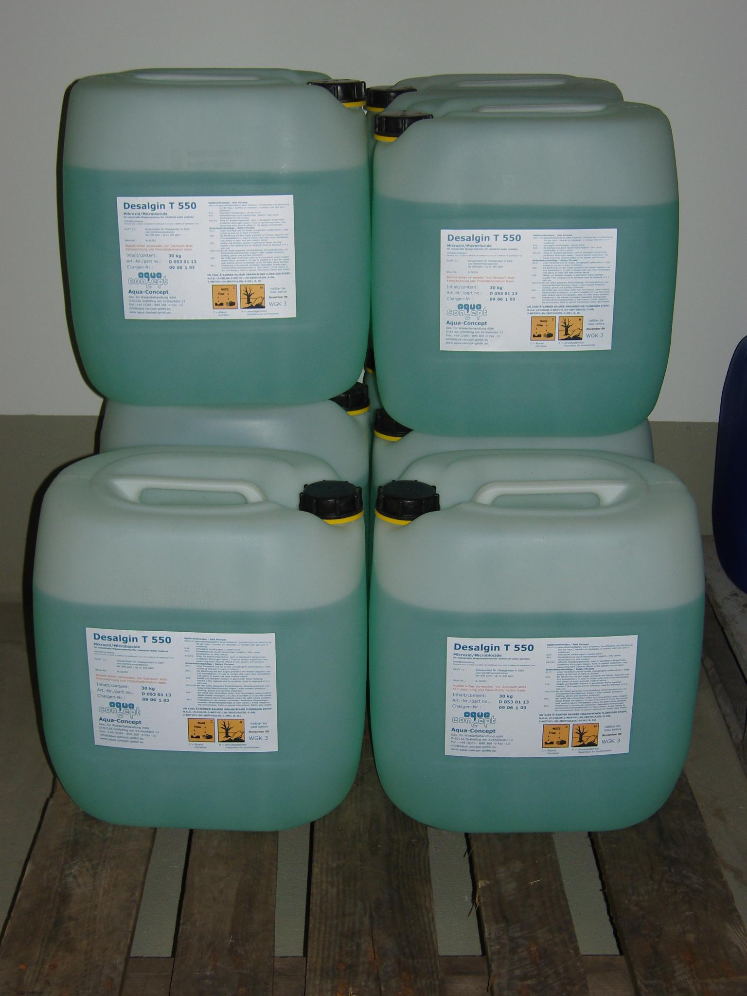 Biocides / Aqua-Concept GmbH