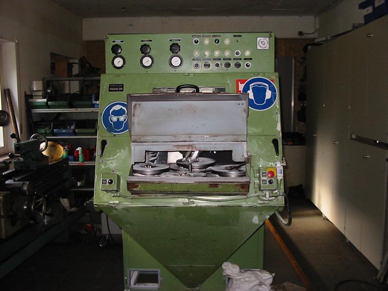 машины для струйной обработки