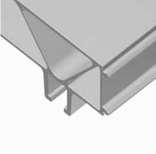Sistemas de carris de alumínio