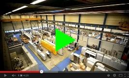 Construcción de instalaciones de distribución