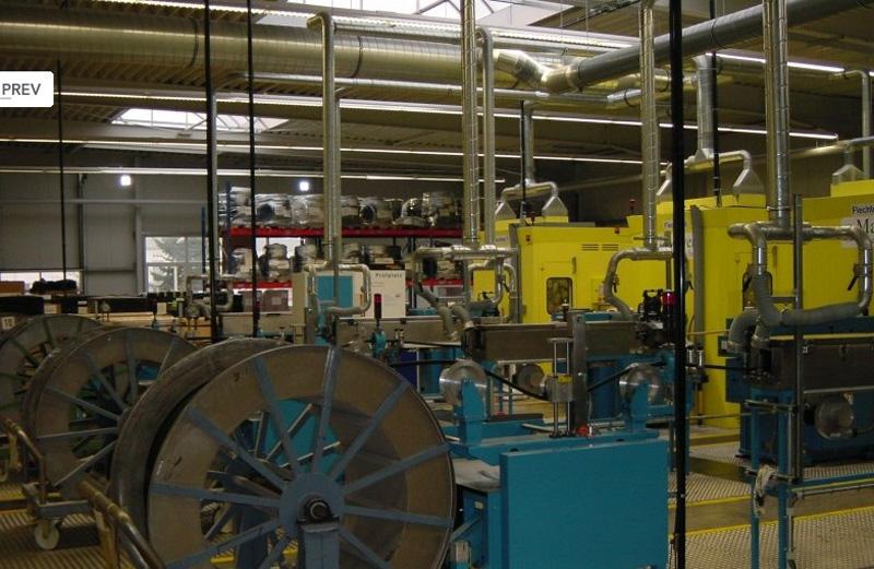 Automatización de la planta