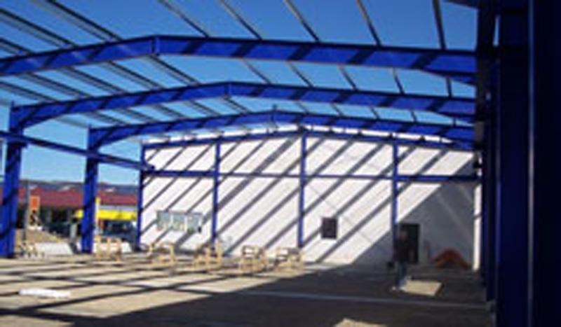 ホール構造