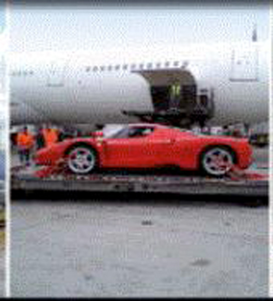 Importazioni di veicoli