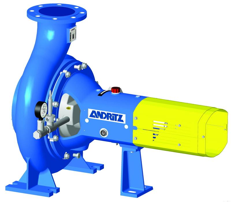 ANDRITZ Centrifugal Pumps