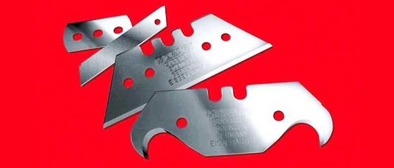 Teknik bıçakları