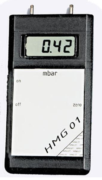 Digital manometer / ATP Messtechnik GmbH