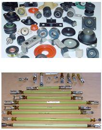 Dämpfer / GMT - Gummi-Metall-Technik GmbH