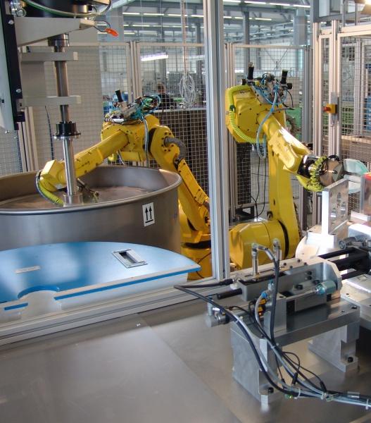 Construction de machines