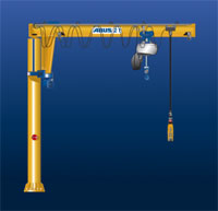 Rotary crane / ABUS Kransysteme GmbH