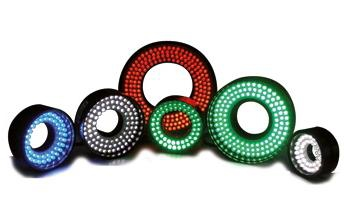 Luces circulares