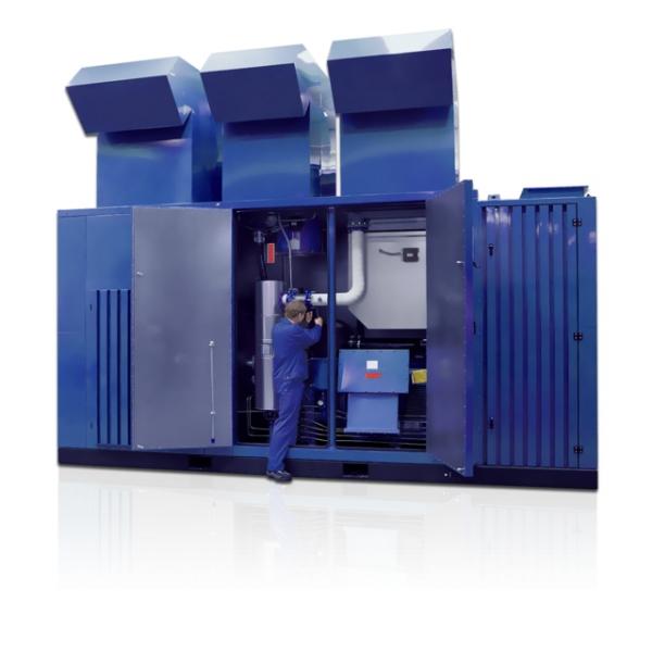 Produkcja kompresorów