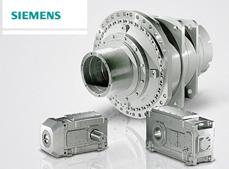 Verteilergetriebe / Siemens AG Mechanical Drives Business Unit