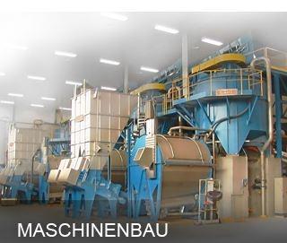 Makine imalatı