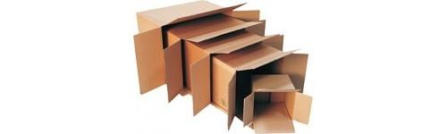 Przemysłowe opakowania kartonowe