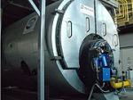 Réparation de chaudière à vapeur
