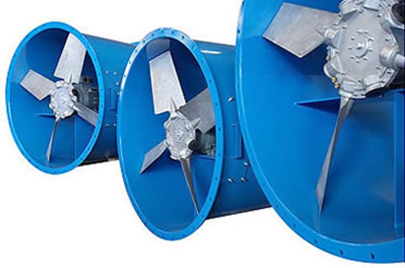 Levegőztető rendszerek / Rußwurm Ventilatoren GmbH