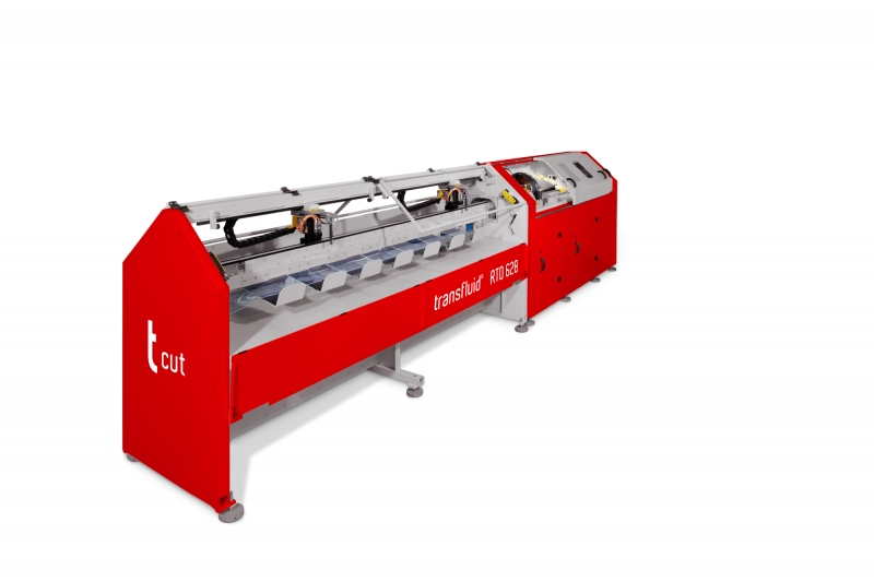 Tube cutting machines / transfluid®Maschinenbau GmbH