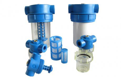 Przygotowanie wody procesowej