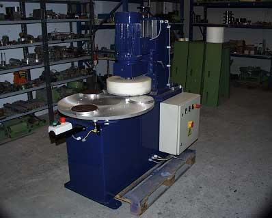Machines de polissage