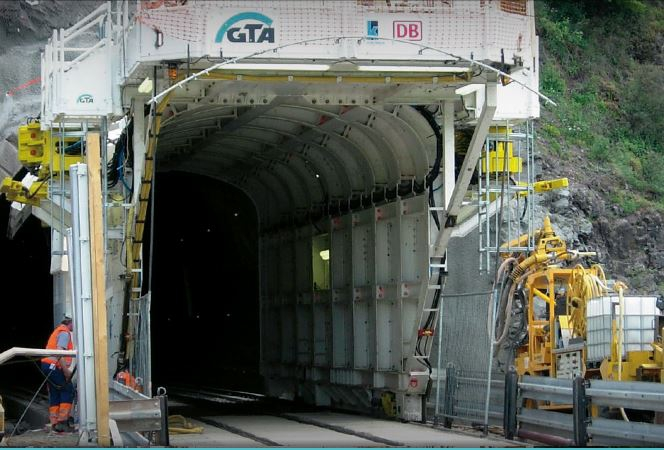 Costruzione di tunnel