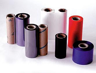 Barevné pásky pro tepelný přenos